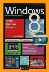 Pusula Yayıncılık - Özel Ürün - Windows 8 Temel Başvuru Kılavuzu