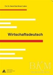 Yeditepe Üniversitesi Yayınevi - Wirtschaftsdeutsch