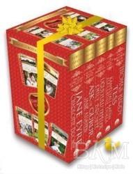 Martı Yayınları - World Romance Klasikleri Seti (5 Kitap Takım)
