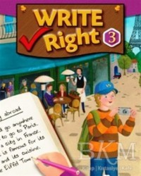 Nüans Publishing - Write Right 3 with Workbook