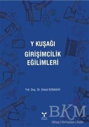 Umuttepe Yayınları - Y Kuşağı Girişimcilik Eğilimleri