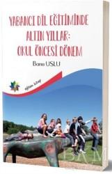 Eğiten Kitap - Yabancı Dil Eğitiminde Altın Yıllar: Okul Öncesi Dönem