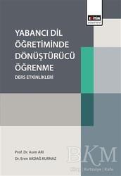 Eğitim Yayınevi - Ders Kitapları - Yabancı Dil Öğretiminde Dönüştürücü Öğrenme Ders Etkinlikleri