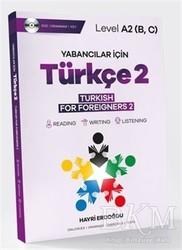 Alternatif Yayıncılık - Yabancılar İçin Türkçe 2 - Türkish For Foreigners 2
