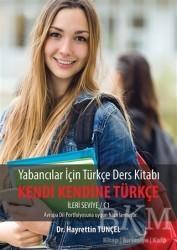 Cinius Yayınları - Yabancılar için Türkçe Ders Kitabı - Kendi Kendine Türkçe