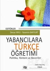Anı Yayıncılık - Yabancılara Türkçe Öğretimi