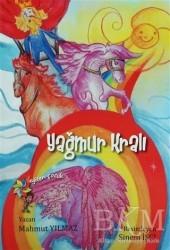 Eğiten Kitap Çocuk Kitapları - Yağmur Kralı