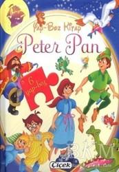 Çiçek Yayıncılık - Yap-Boz Kitap Peter Pan