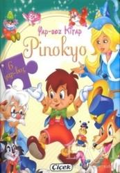 Çiçek Yayıncılık - Yap-Boz Kitap Pinokyo