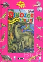 Çiçek Yayıncılık - Yapboz Kitabim - Dinozor Türleri