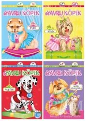 Koloni Çocuk - Yavru Köpek Seti 4 Kitap Takım