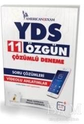 Pelikan Yayınları - YDS 11 Özgün Çözümlü Deneme Sınavı Pelikan Yayıncılık