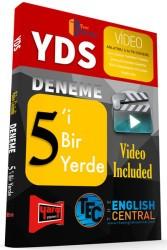 Yargı Yayınları - YDS 5 İ BİRYERDE DENEME VİDEO INCLUDED 2017