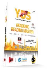 Yargı Yayınları - YDS AKAD.READING MASTER-ALTIN SERİ 6 BASKI