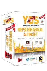 Yargı Yayınları - YDS Altın Seri Hepsi Bir Arada Altın Set Yargı Yayınları