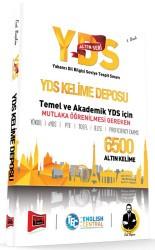 Yargı Yayınları - YDS Altın Seri Kelime Deposu 6500 Altın Kelime Yargı Yayınları