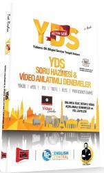 Yargı Yayınları - YDS Altın Seri Soru Hazinesi ve Video Anlatımlı Denemeler Yargı Yayınları