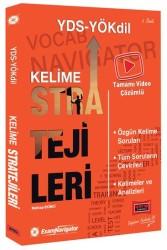 Yargı Yayınları - YDS Kitapları - YDS YÖKDİL Kelime Stratejileri Yargı Yayınları