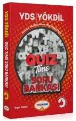 Yediiklim Yayınları - YDS YÖKDİL Quiztime Tamamı Çözümlü Soru Bankası Yediiklim Yayınları