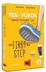 Yargı Yayınevi - YDS YÖKDİL Temelden Başlayanlar İçin First Step Yargı Yayınevi