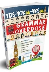 Benim Hocam Yayınları - YDS YÖKDİL YKSDİL Grammar Overdose Benim Hocam Yayınları