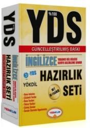 Yediiklim Yayınları - YDS Yüzde 100 İngilizce Hazırlık Seti Güncel Baskı Yediiklim Yayınları