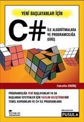 Pusula Yayıncılık - Yeni Başlayanlar için C# ile Algoritmalara ve Programcılığa Giriş