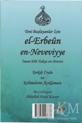 Mütercim Yayınları - Yeni Başlayanlar İçin el-Erbeün en-Neveviyye