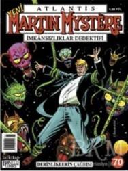 Lal Kitap - Yeni Martin Mystere Sayı: 70 Derinliklerin Çağrısı