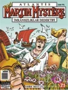 Yeni Martin Mystere Sayı: 71 Odise Destanı