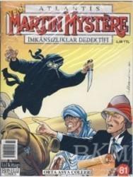 Lal Kitap - Yeni Martin Mystere Sayı: 81 Orta Asya Çölleri