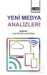 Eğitim Yayınevi - Ders Kitapları - Yeni Medya Analizleri