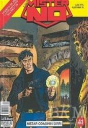 Lal Kitap - Yeni Mister No Sayı: 41 Mezar Odasının Sırrı