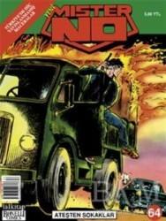 Lal Kitap - Yeni Mister No Sayı: 64 Ateşten Sokaklar