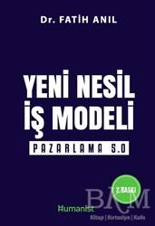 Hümanist Kitap Yayıncılık - Yeni Nesil İş Modeli: Pazarlama 5.0