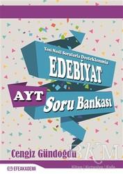 Efe Akademi Yayınları - Yeni Nesil Sorularla Desteklenmiş Edebiyat AYT Soru Bankası