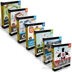 Kodlab Yayın Dağıtım - Yeni Nesil Web Tasarım Seti (7 Kitap Takım)