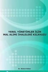 Todaie Yayınları - Yerel Yönetimler için Mal Alımı İhaleleri Kılavuzu