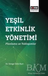 Eğitim Yayınevi - Ders Kitapları - Yeşil Etkinlik Yönetimi