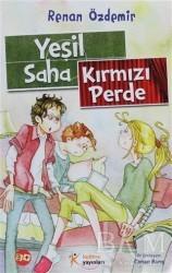 Kelime Yayınları - Yeşil Saha Kırmızı Perde