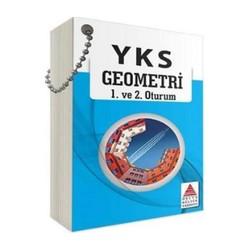 Delta Kültür Basım Yayın - YKS 1. ve 2. Oturum Geometri Kartları
