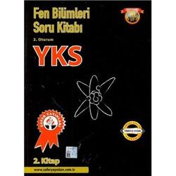 Zafer Dershaneleri Yayınları - YKS 2. Oturum Fen Bilimleri Soru Kitabı 2. Kitap Zafer Yayınları