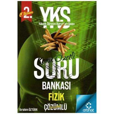 YKS 2. Oturum Fizik Konu Özetli Soru Bankası Artınet Yayınları