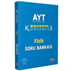 Data Yayınları - YKS AYT Fizik Konsensüs Soru Bankası Data Yayınları