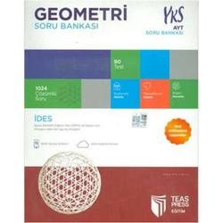 Teas Press - AYT Geometri Soru Bankası Teas Press Yayınları