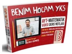 Benim Hocam Yayınları - YKS AYT Matematik Video Ders Notları Benim Hocam Yayınları
