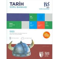 Teas Press - AYT Tarih Soru Bankası Teas Press Yayınları
