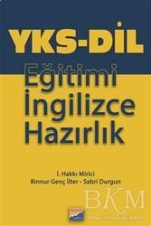 Siyasal Kitabevi - Akademik Kitaplar - YKS-Dil Eğitimi İngilizce Hazırlık