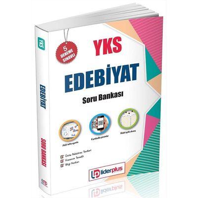 YKS Edebiyat Soru Bankası Lider Plus Yayınları