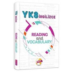 İrem Yayıncılık - YKS İngilizce Reading and Vocabulary İrem Yayınları
